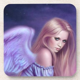 Seraphina Angel Art Coasters - Set of 6