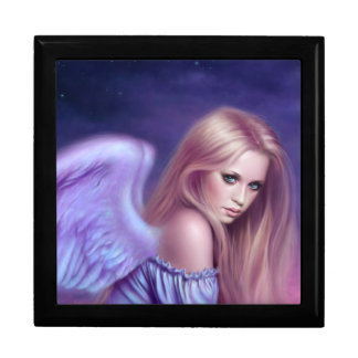 Seraphina Angel Art Keepsake Box