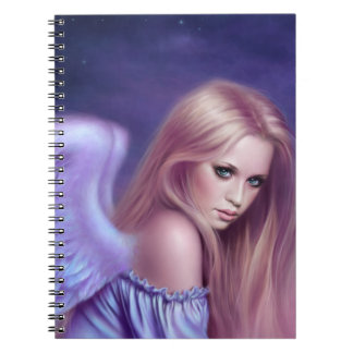 Seraphina Guardian Angel Art Notebook