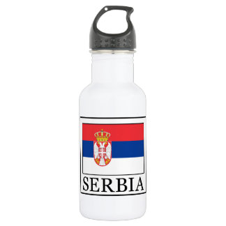 Serbia 532 Ml Water Bottle