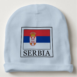 Serbia Baby Beanie