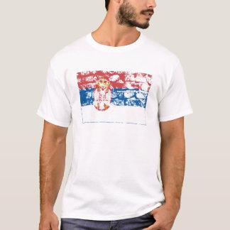 Serbia Flag World T-Shirt