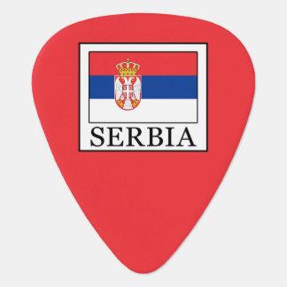Serbia Guitar Pick