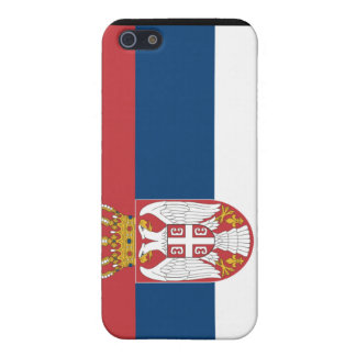 Serbia iPhone 4 Hard Case iPhone 5 Cases