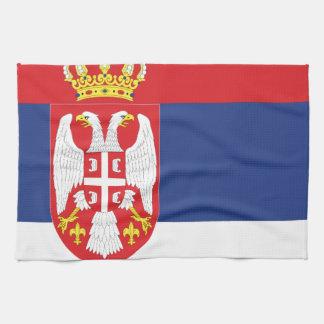 serbia kitchen towel
