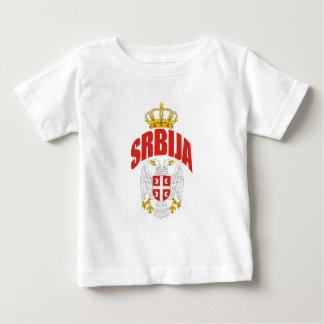 Serbia Latin Baby T-Shirt