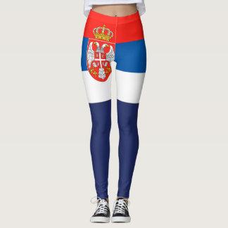 Serbia Leggings