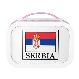 Serbia Lunch Box