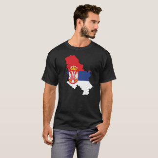 Serbia Nation T-Shirt