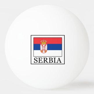 Serbia Ping Pong Ball