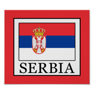 Serbia Poster
