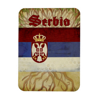 Serbia Souvenir Magnet