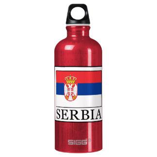 Serbia Water Bottle