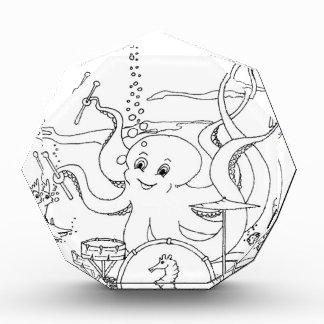 serbian cyrillic octopus