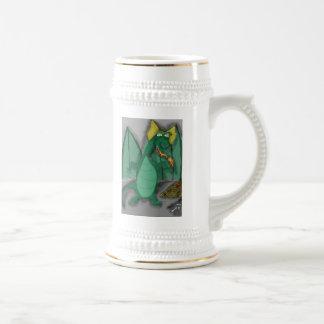 Serbian Dragon Zmaj Mug
