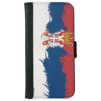Serbian iPhone 6/6s Wallet Phone Case