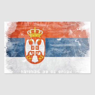 serbian sticker