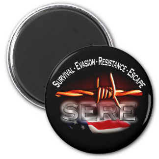 SERE - US military training Magnet