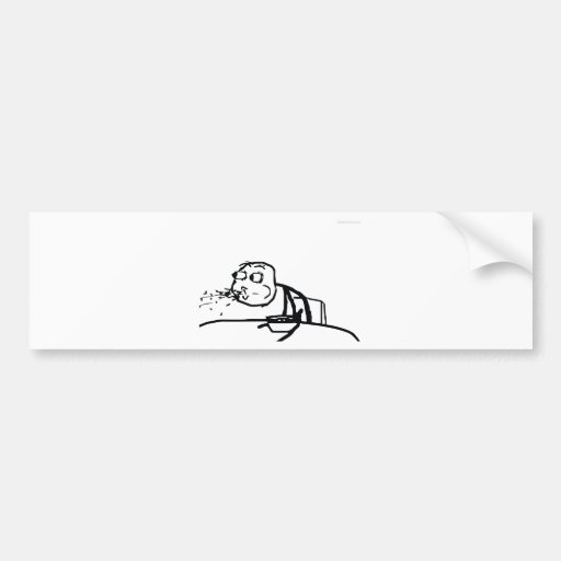 Sereal Guy Bumper Stickers