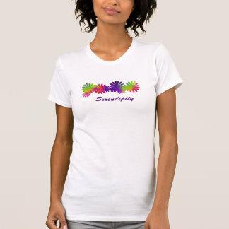 Serendipity Flowers T-Shirt