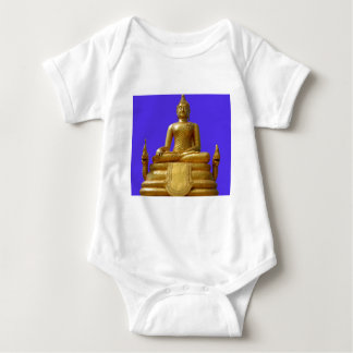 Serene and beautiful Buddha design Baby Bodysuit