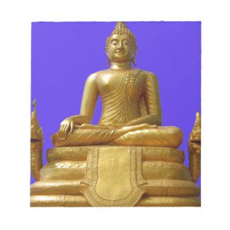 Serene and beautiful Buddha design Notepad