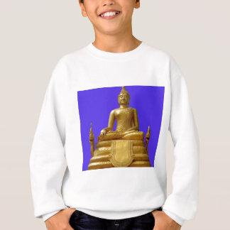 Serene and beautiful Buddha design Sweatshirt