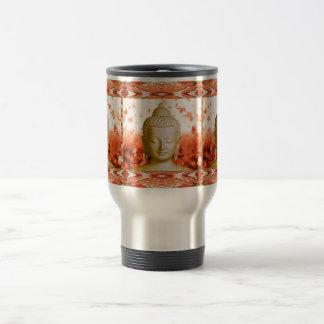 Serene Buddha travel mug
