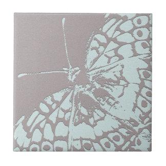 Serene Butterfly Tile