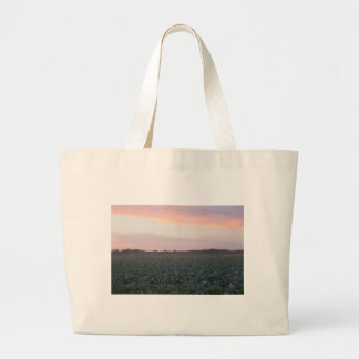 Serene_country_background.JPG Large Tote Bag