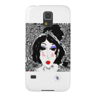 """ Serene Diva "" Case For Galaxy S5"