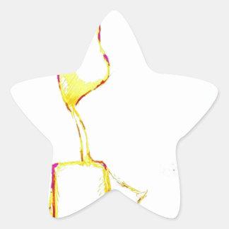 Serene Exodus Star Sticker