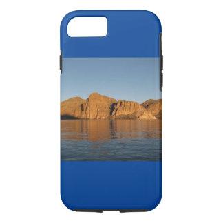 Serene lake scene iPhone 7 case