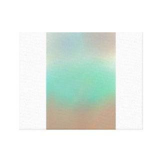 Serene Oceanic Storm Canvas Print