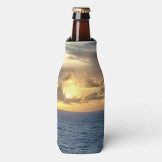 Serene Sunrise Bottle Cooler