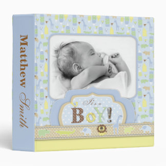 Serengeti Baby 1.5 in Album Binders