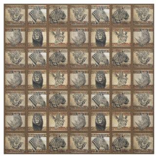 Serengeti Safari Fabric