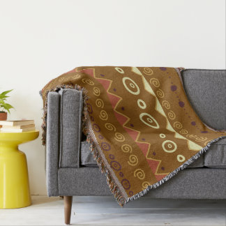 Serengeti Throw Blanket