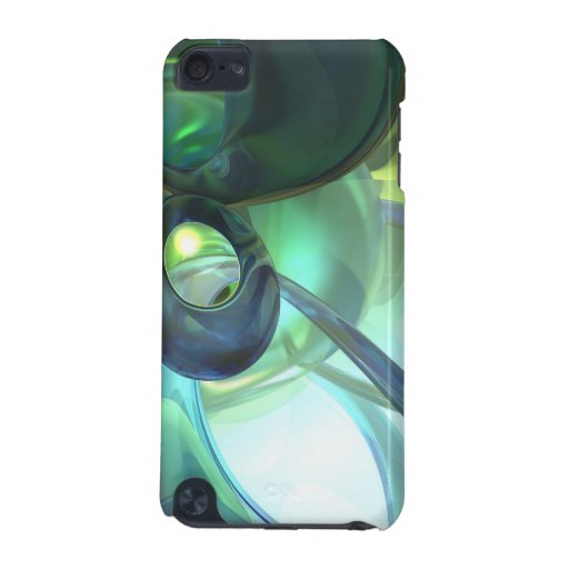 Serenity Achieved Abstract iPod Touch (5th Generation) Cases