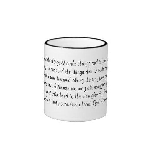 Serenity Acknowledged Mug