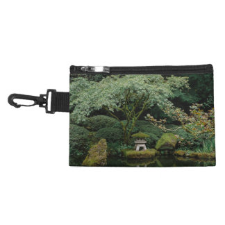 Serenity at a Japanese Garden Accessory Bag