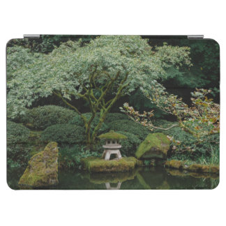 Serenity at a Japanese Garden iPad Air Cover