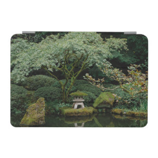 Serenity at a Japanese Garden iPad Mini Cover