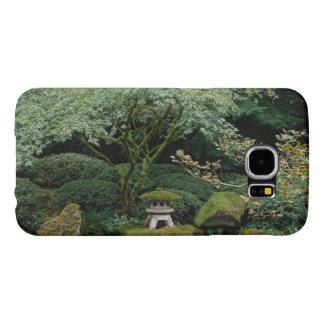 Serenity at a Japanese Garden Samsung Galaxy S6 Cases