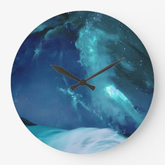 Serenity Bay Large Clock