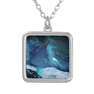 Serenity Bay Silver Plated Necklace
