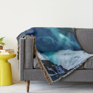 Serenity Bay Throw Blanket