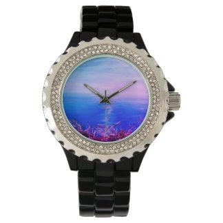 Serenity beach wrist watch
