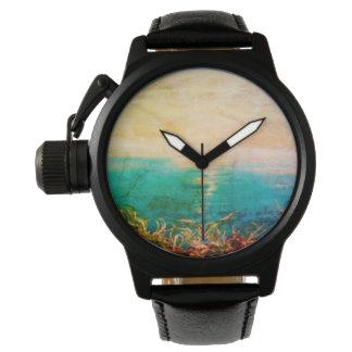 Serenity beach wristwatch