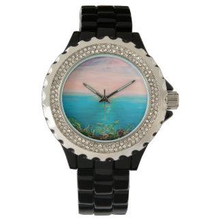 Serenity beach wristwatches